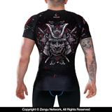 Ground Game Samurai Grappling Rashguard